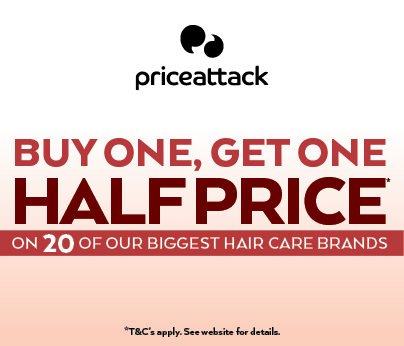 Buy one get one free Price Attack